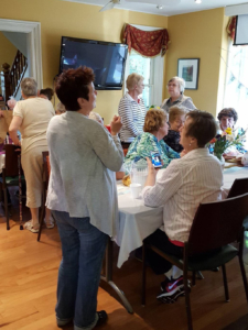 Gilda's Club Lowell Clubhouse Activities